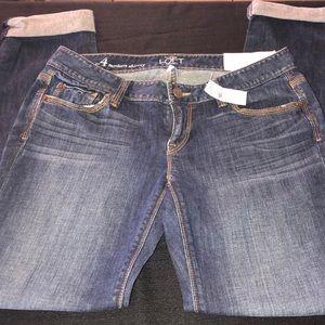 🔥$10🔥 Ann Taylor loft jeans size 4 NWT